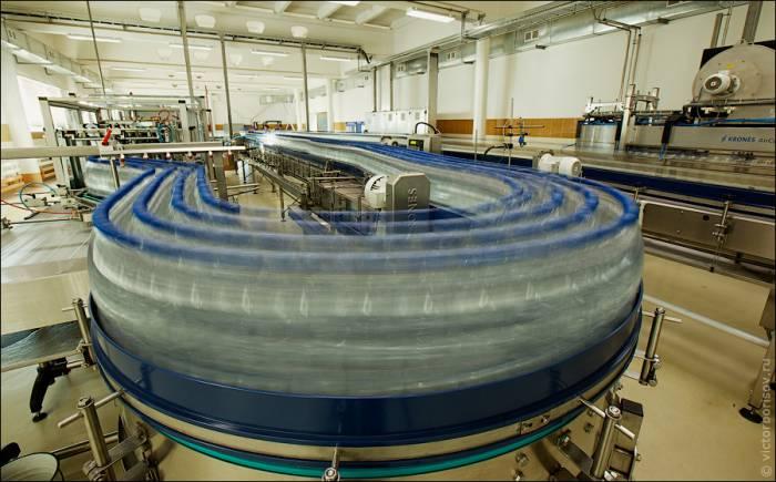 Производство минеральной воды и водки (15 фото)