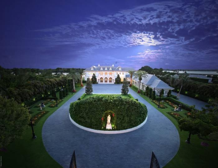 Резиденция стоимостью $84 миллиона
