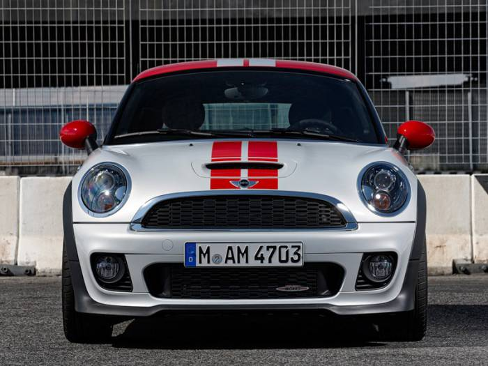 Mini Cooper Coupe (19 фото)