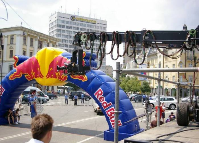 Red Bull Ралли на Тарантасах