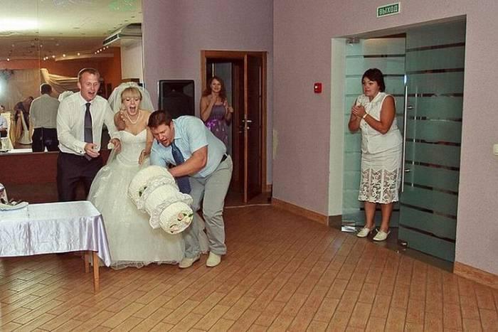 Незаурядные свадебные фотографии