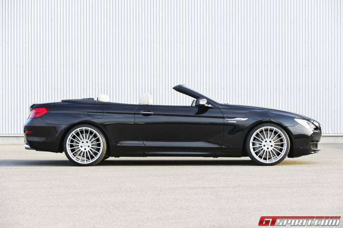 BMW 6 series Hamann F12 (17 фото)