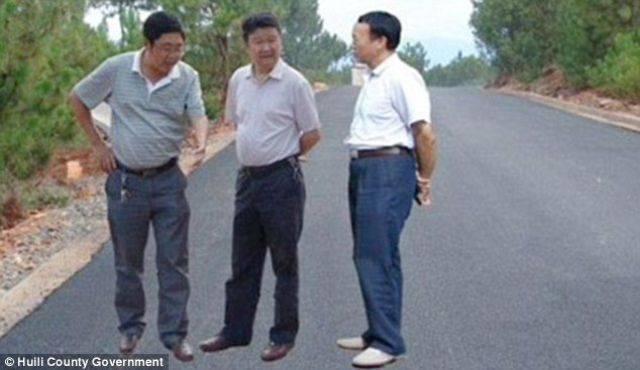 Китайская пропаганда или худший фотошоп (40 фото)