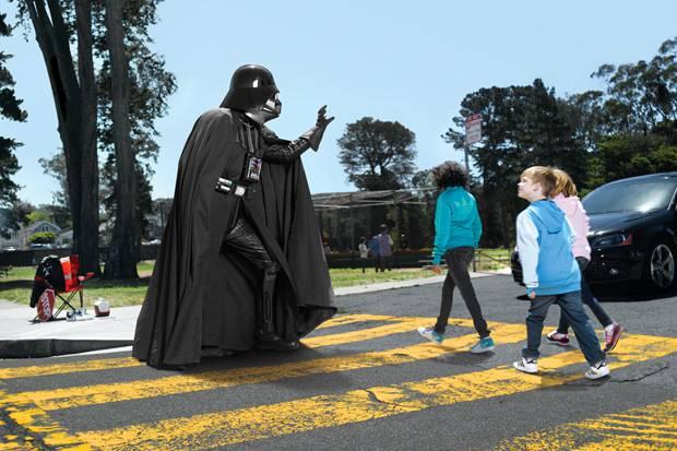Рекламная кампания Star Wars x Adidas (7 фото)