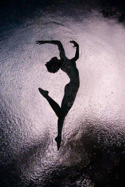 Классные фотографии под водой от Howard Schatz (18 фото)