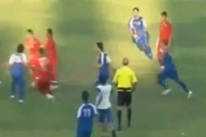 Товарищеский матч между Ливаном и Кувейтом