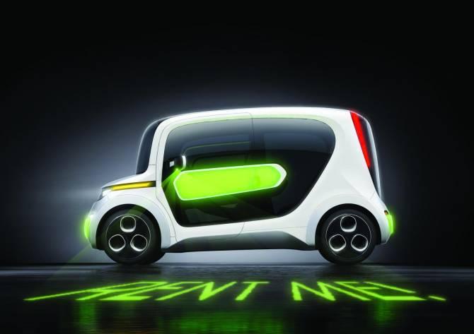 EDAG - новый общественный электро-транспорт