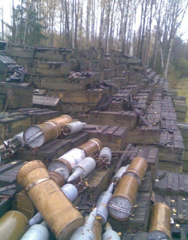В России загорелся склад с 13-ю миллионами единиц боеприпасов - Цензор.НЕТ 1250