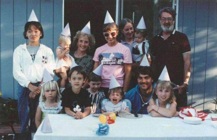 Смешные фото из семейного архива (50 фото)