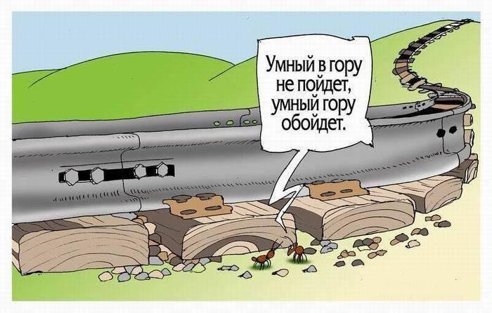 Подборка прикольных карикатур