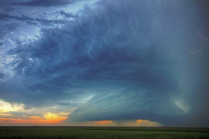 Завораживающие фотографии перед бурей (28 фото)