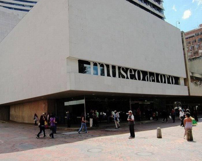 Музей золота в Колумбии (15 фото)