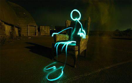 Световые граффити (19 фото)