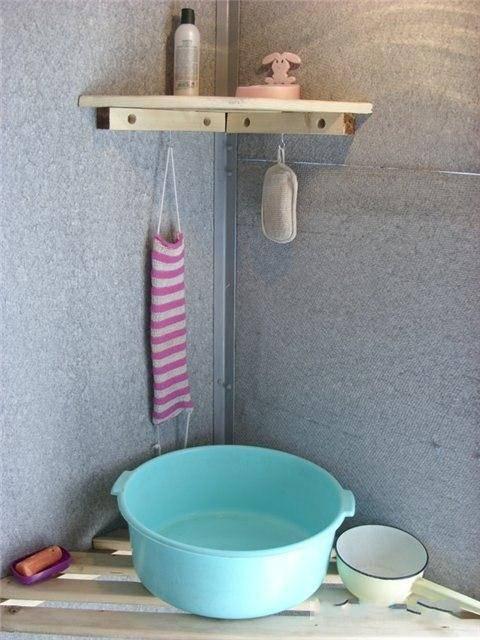 Домашний душ своими руками
