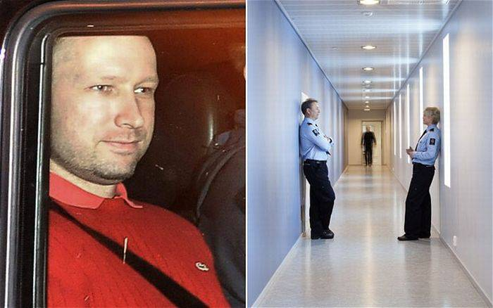 Новый дом норвежского террориста