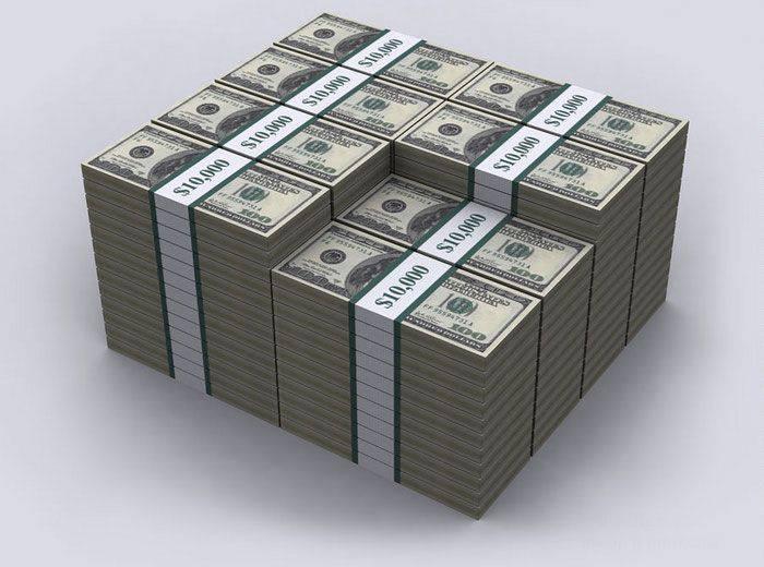 Размер госдолга США (9 фото)