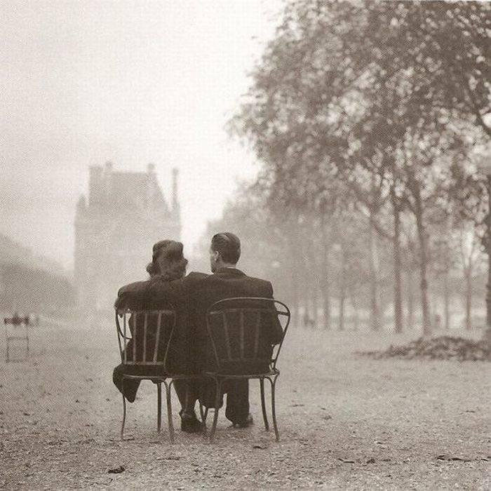 Ретро-фотографии Парижа 19го - середины 20го века (30 фото)