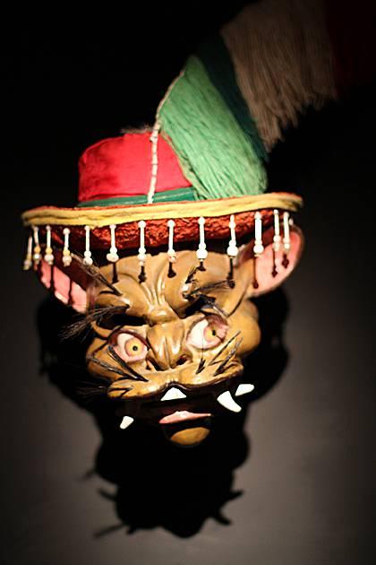 Церемониальные маски Боливии