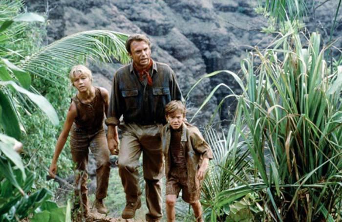 Повзрослевшие детишки из Парка Юрского периода (6 фото)