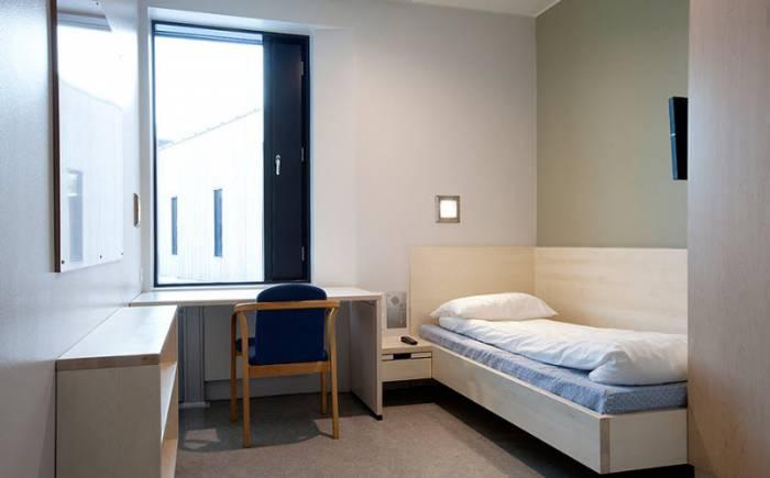 Тюрьма в Хальдене (17 фото)