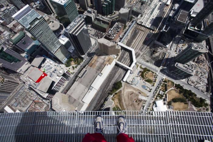 356 метров над землей (13 фото)