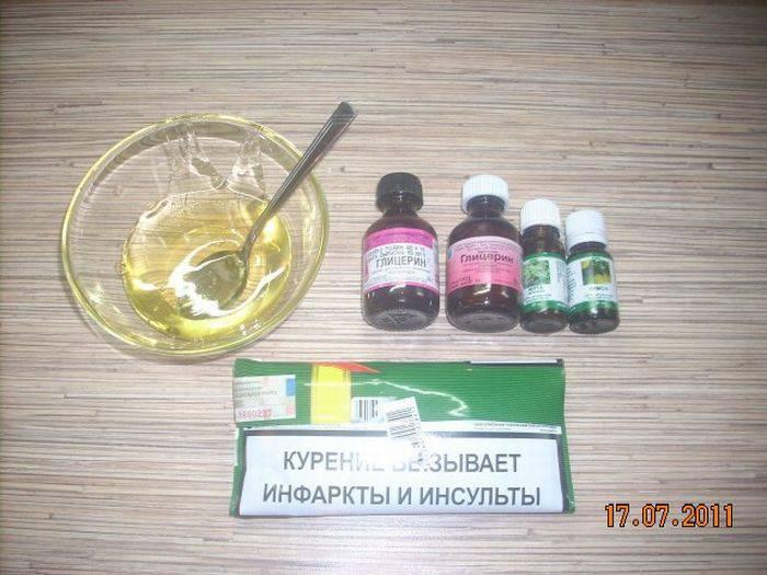 Домашний табак для кальяна (8 фото)