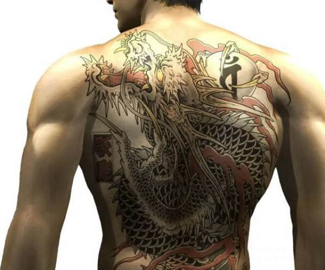 Татуировки на основе персонажей видеоигр