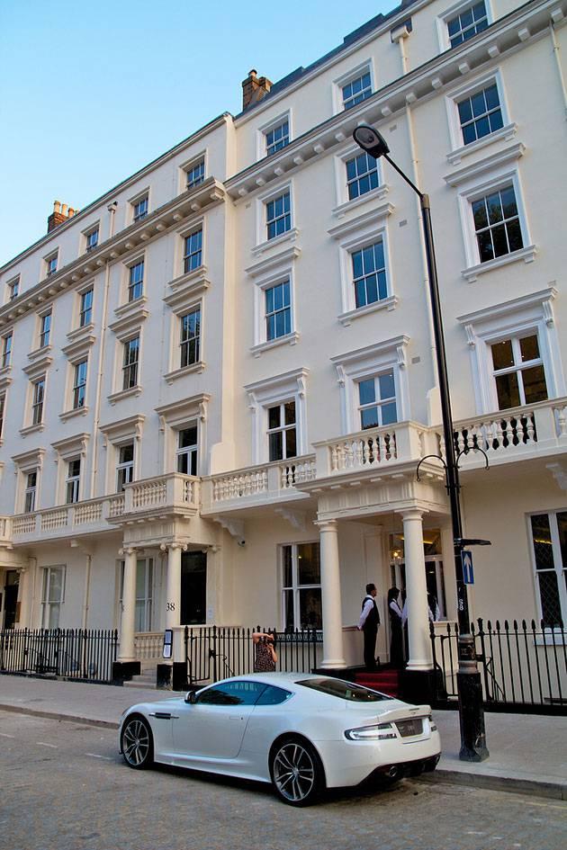 Eccleston Square Hotel - самый технологичный отель Европы