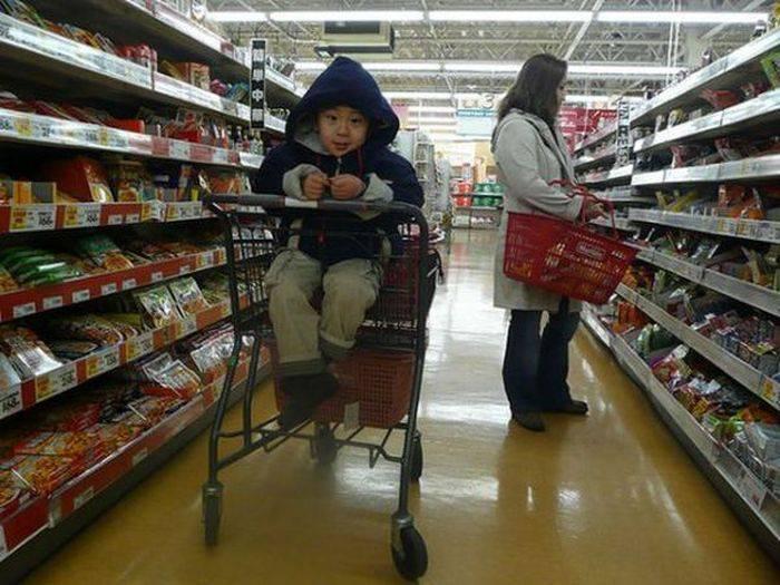 Как супермаркеты выуживают ваши денежки (14 фото)