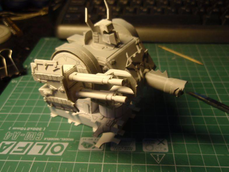 Как сделать крутой танк