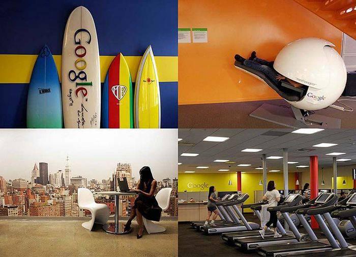Работа в компании Google (17 фото)