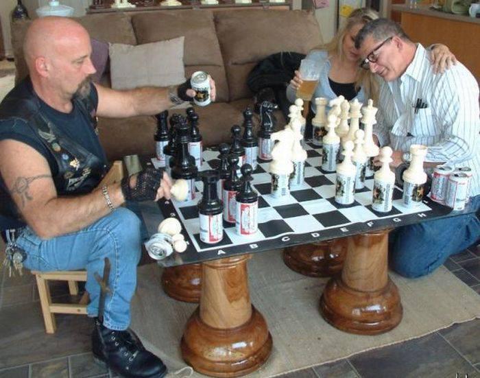 Смешные картинки в шахматах