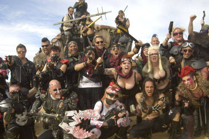Фанаты Mad Max