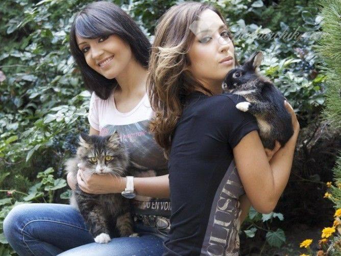 Кошки знаменитых людей
