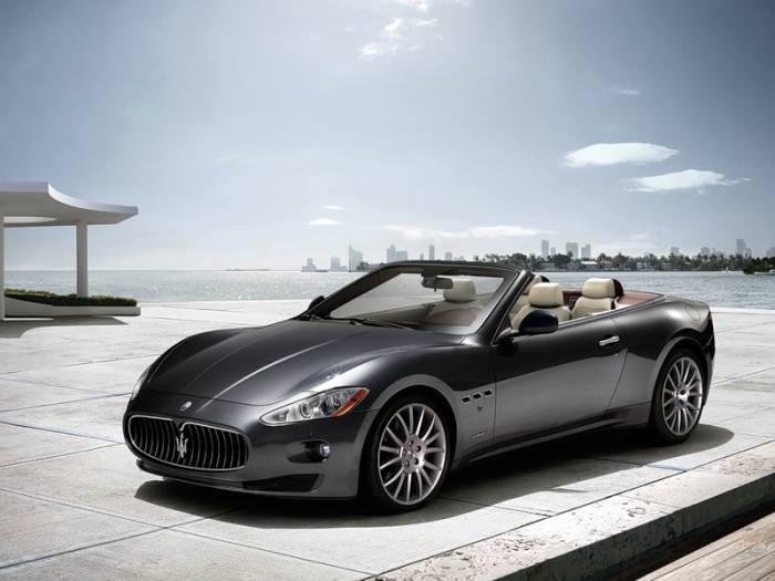 Maserati GranCabrio (8 фото)