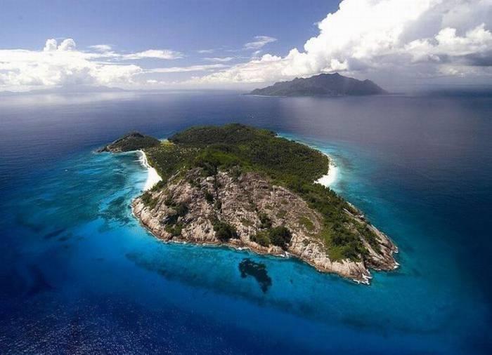 Частный остров на Сейшелах (23 фото)
