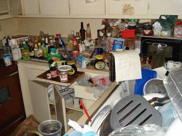 Подборка самых грязных квартир США
