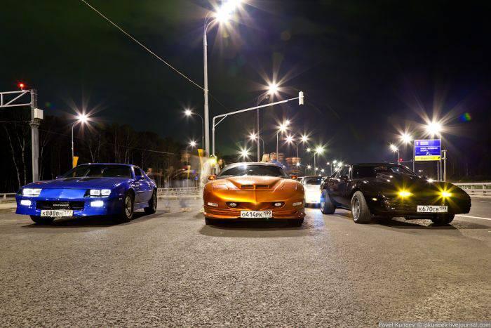 Для любителей американских автомобилей (25 фото)