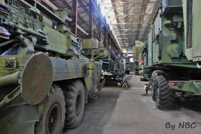 Законсервированная военная техника (29 фото)