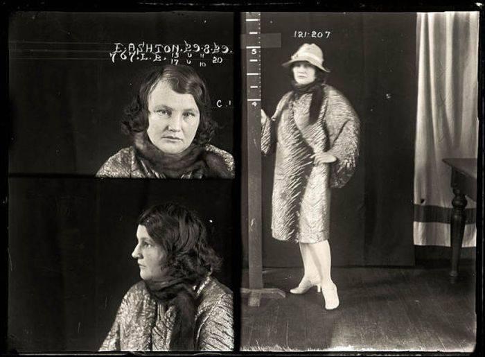Преступницы из прошлого (34 фото)