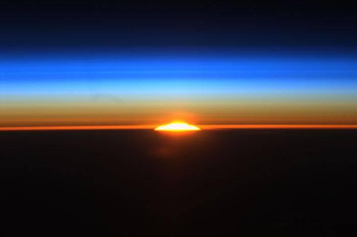 Потрясающие космические фотографии