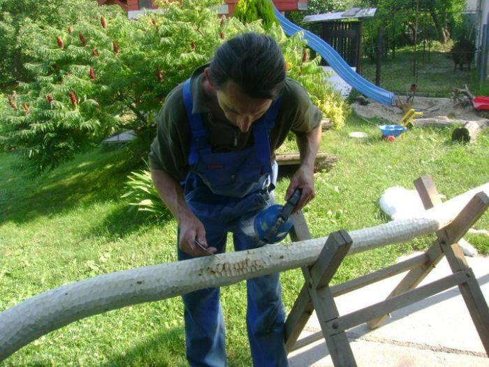 Самоделки для сада своими руками фото