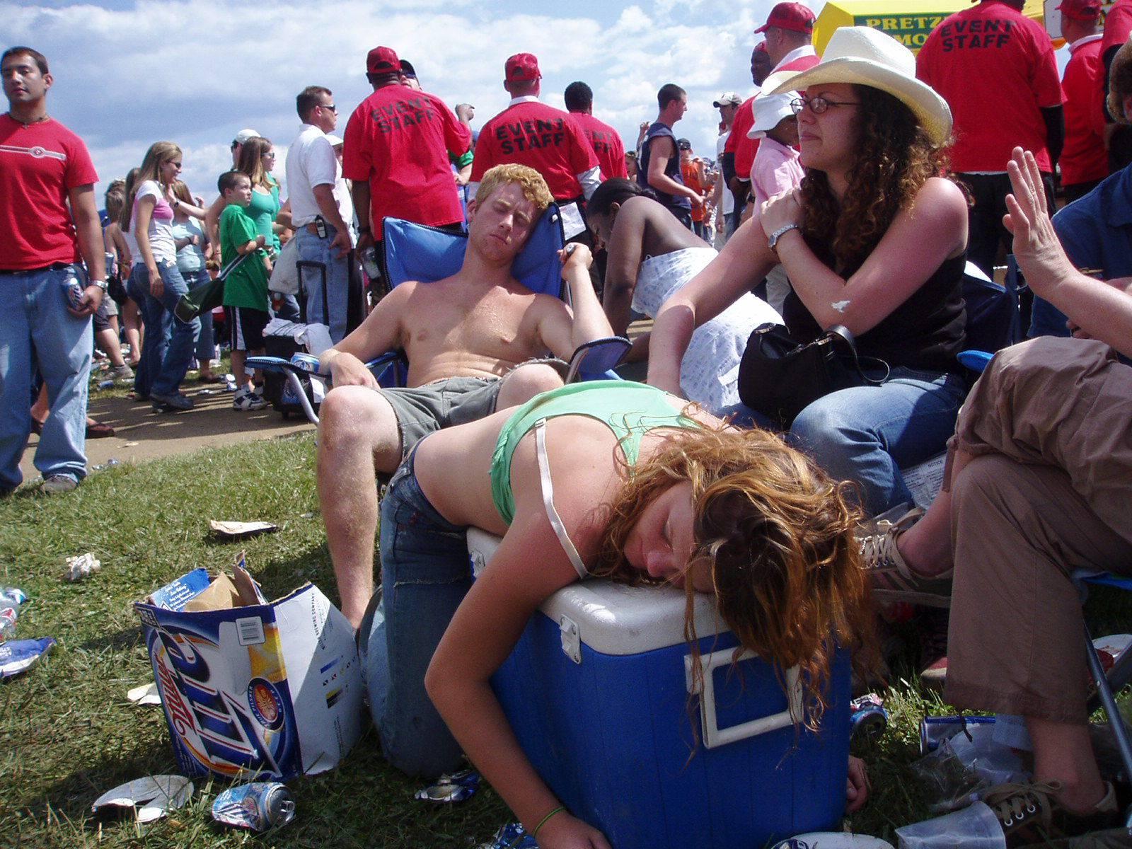 Фото с пьянок на природе 9 фотография