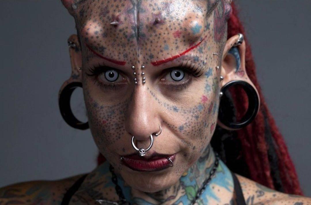 Реальная мексиканская леди вампир