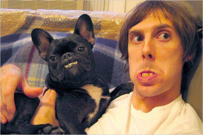 Собаки похожие на своих хозяев