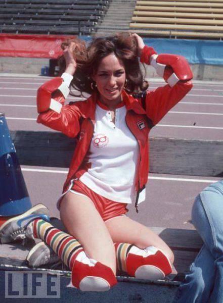 Тогда и сейчас, популярные девушки 80-х