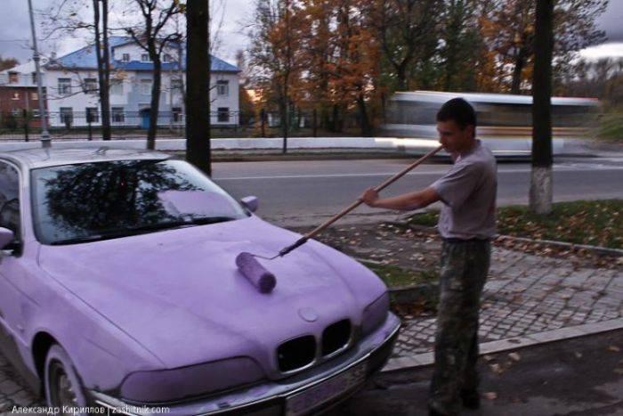 Автоместь в Великом Новгороде