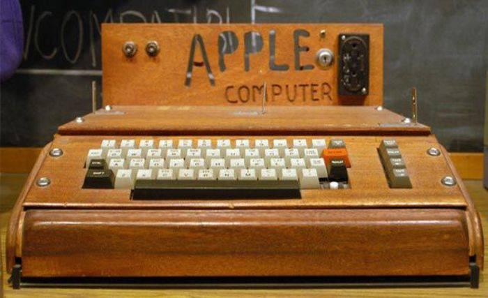 Как эволюционировали продукты фирмы Apple