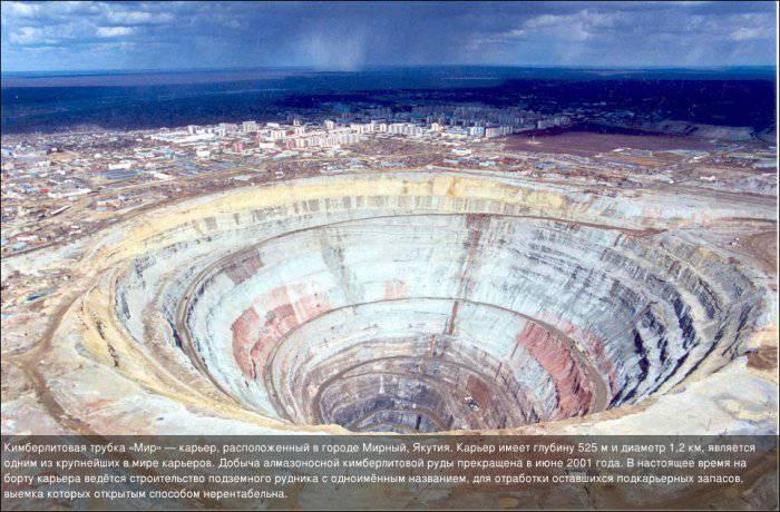 Огромные дыры в нашей планете (12 фото)