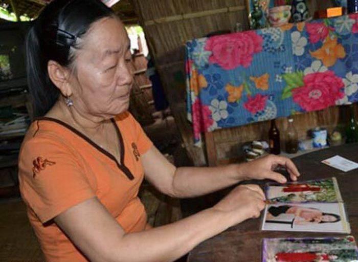 Вьетнамка постарела на 50 лет за несколько недель